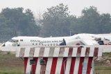 Pilot Myanmar berhasil daratkan pesawat dengan selamat