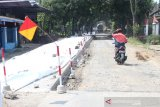 Jalan di Boyolali diperbaiki sambut pemudik Lebaran 2019
