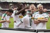 Gladbach tumbangkan Nuernberg 4-0 menuju Liga Champions