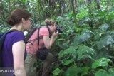 Pelajar asal Belanda belajar keanekaragaman hayati di Sukabumi