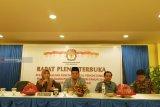 KPU Kota Makassar targetkan rekapitulasi rampung hari ini