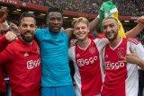 Pelatih Ajax tak cemas kehilangan sejumlah pemain