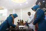 Pjs Ketua TP PKK Makassar  dilantik