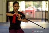 Kamilia Lituhayu: Ramadhan bukan halangan untuk berlatih wushu