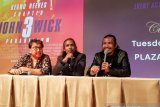 Adegan film 'John Wick 3' yang membuat Yayan Ruhian bangga
