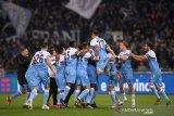 Lazio raih juara Coppa Italia usai lumat Atalanta 2-0