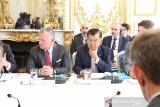 Wapres sampaikan tiga fokus dalam KTT Paris
