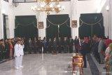 Ridwan Kamil berdoa untuk Sunjaya Purwadisastra