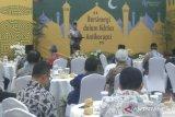 Agus Rahardjo mengatakan  tidak maju kembali sebagai calon pimpinan KPK
