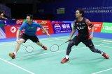 Tim Indonesia mulai jalani sesi latihan bersama di Guangxi Sports Center