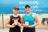 Beatrice/Jessy juara ganda Singapore W25