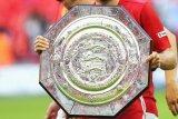 City hadapi Liverpool pada laga Community Shield