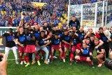 Paderborn mengamankan tiket promosi ke kasta terrtinggi Liga Jerman,