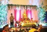 Sekda Kota Makassar hadiri buka puasa Permabudhi Sulsel
