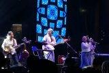 Ramadhan Jazz, Chiki Fawzi membawakan lagu baru terinspirasi Uighur