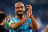 Setelah cetak gol spektakuler ke gawang Leicester, Kompany tinggalkan City