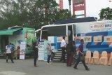 Penukaran uang pecahan di Palembang libatkan 13 bank