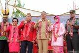 Majelis Adat Dayak imbau pesta panen padi ditiadakan mencegah COVID-19