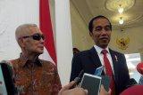 Try Sutrisno doakan Jokowi terus terbuka menghadapi tantangan bangsa