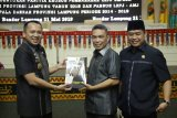 Gubernur Lampung sampaikan LKPJ pada akhir masa jabatan