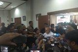 Hasil final: Jokowi 55,50 persen, Prabowo 44,50 persen