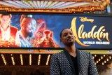 Will Smith awalnya khawatir perankan jin di film