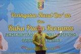 Gubernur : Tetap jalin silaturahmi dan persaudaraan