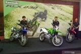Kawasaki resmi luncurkan KLX230 konsep dirty bike
