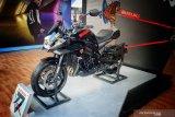 Suzuki pamerkan motor sport Katana pada Pekan Raya Jakarta
