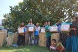 PMI salurkan bantuan untuk korban bencana tsunami Lampung