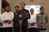 Presiden, Tidak ada toleransi bagi pengganggu proses demokrasi