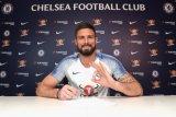 Giroud akui cocok dengan polesan Lampard