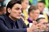 Fiorentina pertahankan Montella sebagai pelatih
