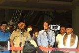 Prabowo Subianto kunjungi kediaman Arifin Ilham