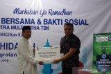 WOM Finance salurkan CSR di bulan Ramadhan