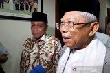 KH Ma'ruf Amin: Rekonsiliasi tidak harus berbagi kursi