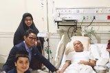 Sandiaga Uno kirim doa untuk Ustadz Arifin Ilham