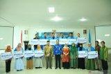 12 mahasiswa IAIN Kendari peroleh beasiswa BRI Syariah