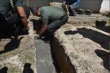 Pangdam  lakukan peletakkan batu pertama pembangunan Kapel Oikumene