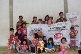 ACT DIY berbagi 500 susu pertumbuhan untuk anak usia sekolah