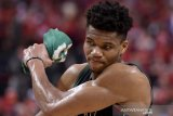 Giannis Antetokounmpo menjadi NBA Most Valuable Player