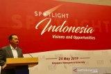 Indonesia percepat pembangunan SDM dan infrastruktur