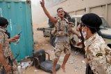 Pasukan Haftar Libya umumkan gencatan senjata