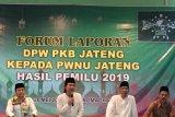 Laporkan hasil pemilu ke PWNU, PKB Jateng: Peningkatan suara sangat signifikan