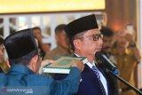 Matinus Dahlan definitif jabat Sekda Mentawai