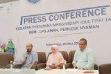 Jangan gusar bakal kehabisan BBM di Tol Palembang-Lampung