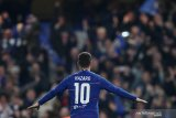Eden Hazard berlabuh di Real Madrid