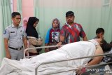 Jasa Raharja jamin perawatan korban kecelakaan bus di Kelok 44 Agam