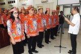 Bupati kukuhkan pengurus Lembaga Pengembangan Pesparawi Kapuas