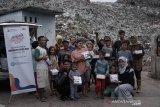 ACT Sumsel salurkan bantuan ke warga TPA sampah